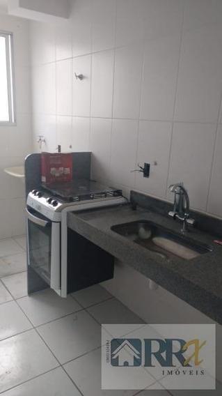 Apartamento Para Locação Em Suzano, Parque Santa Rosa, 2 Dormitórios, 1 Banheiro, 1 Vaga - 124