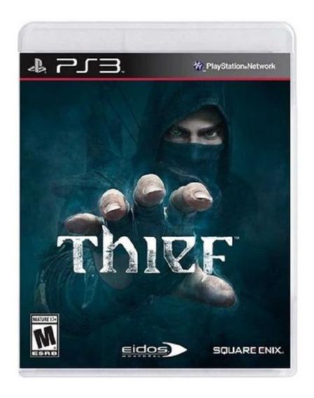 Thief - Ps3 - Mídia Física, Lacrada E Original