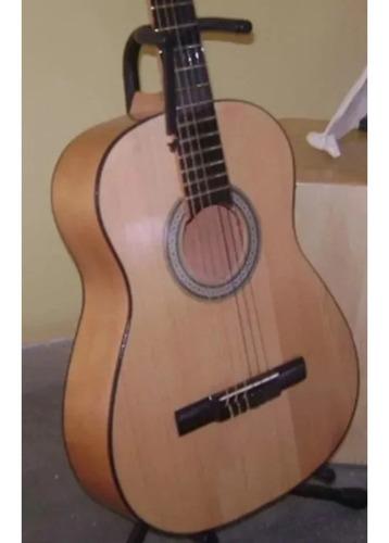 Guitarra Acústica Clásica Natural + Envío Gratis!!