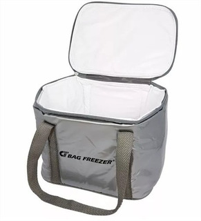 Bolsa P/ Piquenique Camping Freezer 10 Litros Térmica Lanche
