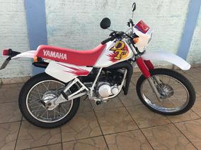 Yamaha Dt 180z 1996 Branca - Raridade