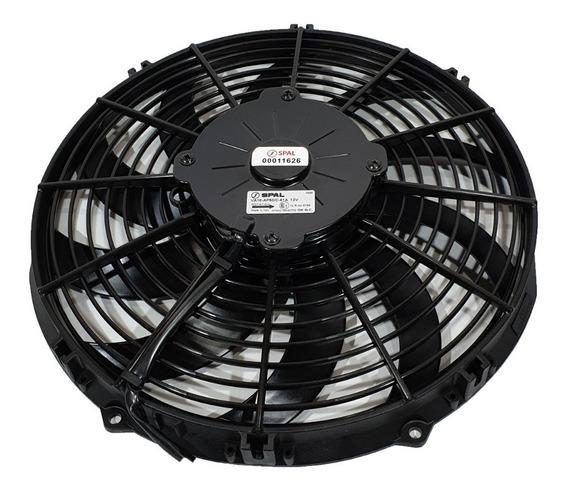 Eletro Ventilador Spal Va10-ap50/c-61a 12v Aspira Axial 12