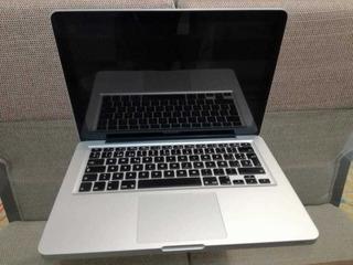 Macbook Pro 13.3 6 Gb Como Nueva