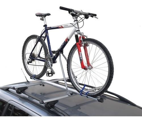 Portabicicleta Auto Para Techo Porta Bicicleta Hta Rodado 29