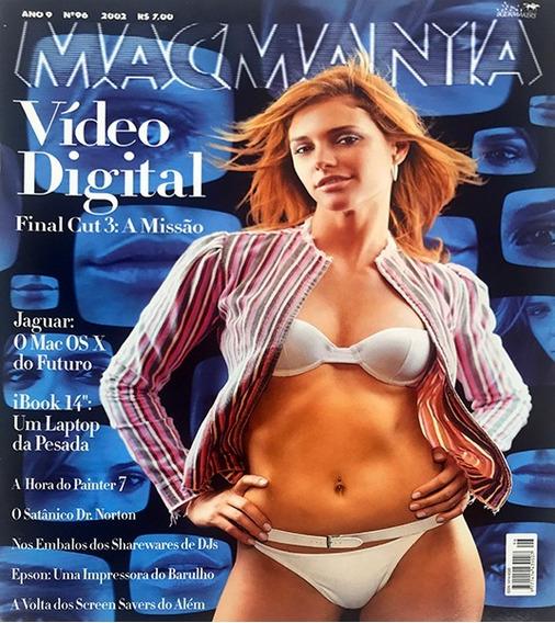 Revista Macmania Anos 6 7 8 9 E 10 Coleção Ou Exemplar