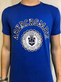 Camiseta Camisa Abercrombie & Fitch E Hollister Original