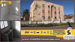 Ap949- Aluga Apartamento No Maracanaú, 2 Quartos, 1 Vaga.