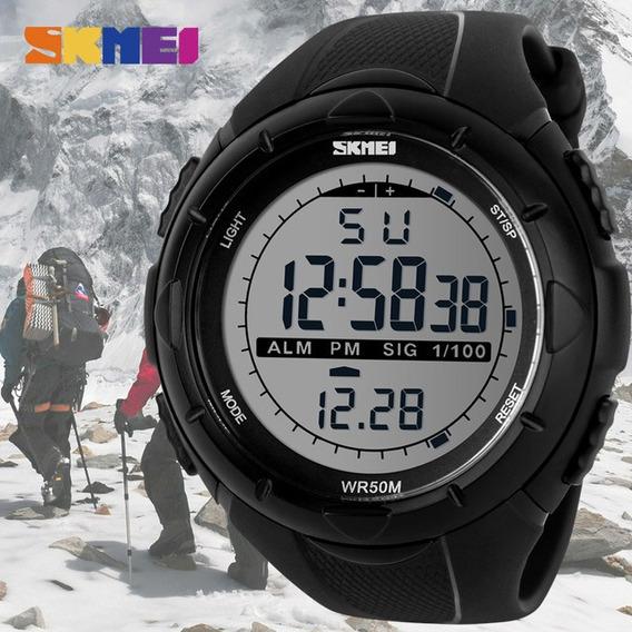 Relógios Masculinos Esportivos Digital Skmei Original 1025 + Pulseira Reserva