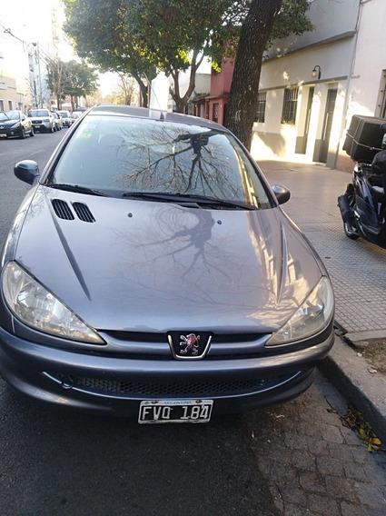 Peugeot 206 2007 1.4 X-line