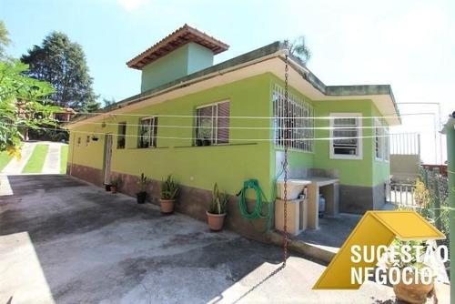 Imagem 1 de 15 de Casa 2 Dormitórios Vargem Grande Paulista - 3753