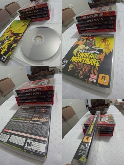 Red Dead Redemption: Undead Nightmare Games Jogos Play3 Lj1#