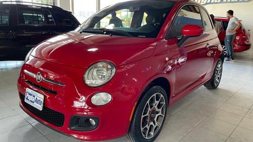 Fiat 500 1.4 16v Sport 2011 Nuevo!