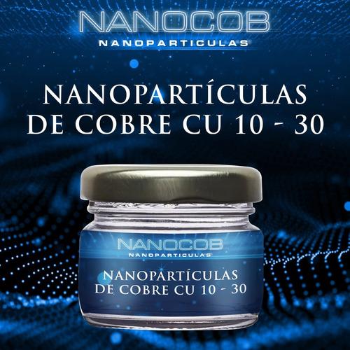 Imagen 1 de 1 de 5 Gramos De Nanopartículas De Cobre Cu