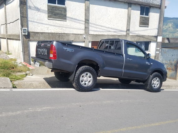 Toyota Hilux 4x4 Cs Gasolina