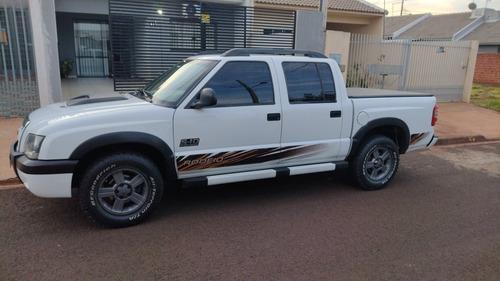 Imagem 1 de 12 de Chevrolet S10 2011 2.4 Rodeio Cab. Dupla 4x2 Flexpower 4p