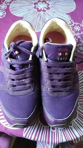 Zapatillas Topper Mujer N°37