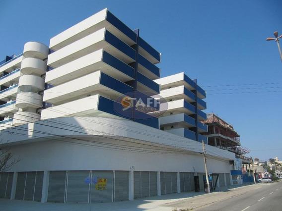 Apartamento Residencial À Venda, Bairro Braga, Cabo Frio-rj - Ap0568