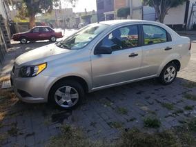 Chevrolet Aveo 1.6 Ls Aa Radio Nuevo Mt En Perfecto Estado