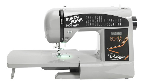 Máquina De Coser Remington Super Jeans Sj9800