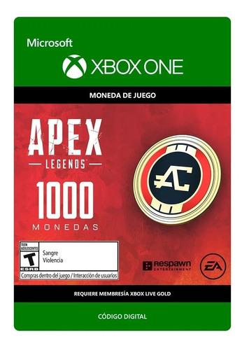 Imagen 1 de 4 de Apex Legends 1000 Coins  + Skins Bloodhound Xbox