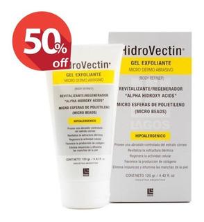 Hidrovectin Gel Exfoliante