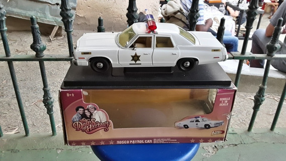 Vendo Auto Rosco Patrol Car Johnny Lightning Escala 1:18