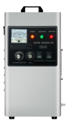 Imagen 1 de 10 de Ozonizador Hospital Industria Aire Agua Aliment Plantaciones