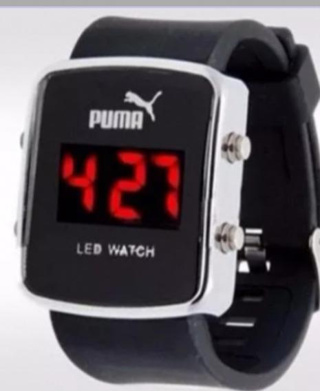 10 Relogios Puma Digital