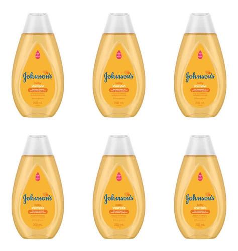 Johnsons Baby Tradicional Shampoo 200ml (kit C/06)