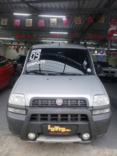 Imagem 1 de 8 de Fiat Doblò 1.8 Mpi Adventure Locker 8v Flex 4p Manual
