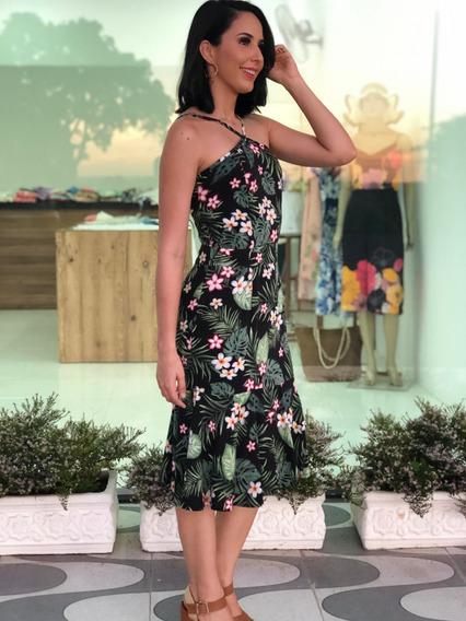 Vestidos Femininos Longo Estampado Peplum Na Barra Blogueira