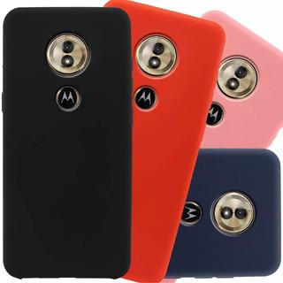 Funda Silicona Motorola Moto G6 Plus G6 Play G7 G7 Plus