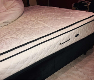 Sommier Sealy Rome Black 1,60 X 2 Mts