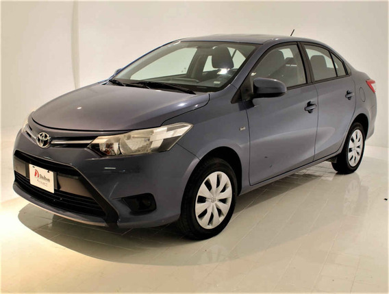 Toyota Yaris 2017 4p Sedn Core L4/1.5l Aut