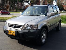 Honda Cr-v Blindado