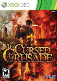 Jogo The Cursed Crusade (novo) Xbox 360