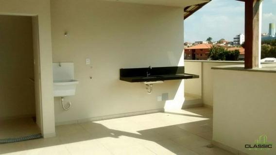Cobertura Com 3 Quartos Para Comprar No Candelária Em Belo Horizonte/mg - 2787