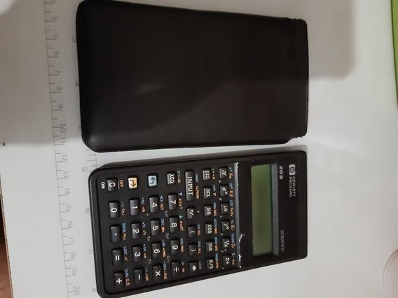 Calculadora Hp 20s - Falhando Coluna Do Meio Dos Números