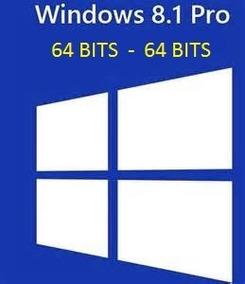 Cd De Instalação Windows 8.1 - Pro 64 Bits