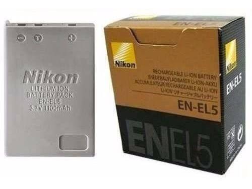 Bateria En-el5 Nikon Original Camera Coolpix P510 P500 P520