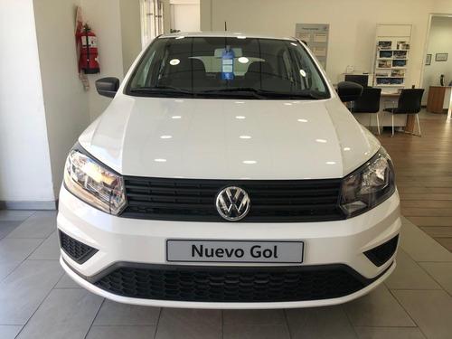 0km Vw Gol Trend Trendline Automático Nuevo Volkswagen 2020