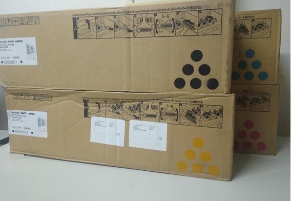 Toner Ricoh Pro C900 Kit C/4 - 1 Cyan 1mag 1yel 1bk Original