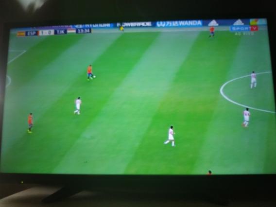 Vendo Tv 32 Polegadas Semi Nova Marca Panasonic Com Nota Fis