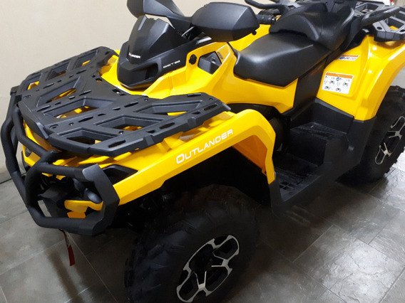 Can Am 650 Max Xt