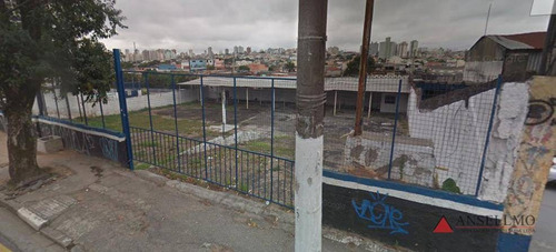 Imagem 1 de 1 de Terreno Para Alugar, 1272 M² Por R$ 5.900,00/mês - Rudge Ramos - São Bernardo Do Campo/sp - Te0078