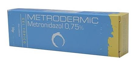 Metrodermic Gel 30 Gr