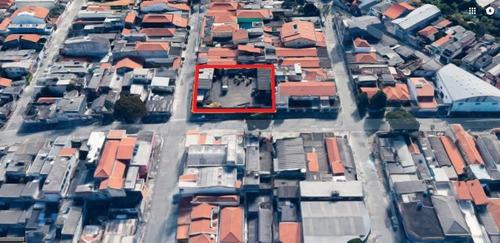 Imagem 1 de 5 de Terreno À Venda, 1200 M² Por R$ 5.342.000,00 - Jardim Nove De Julho - São Paulo/sp - Te0323