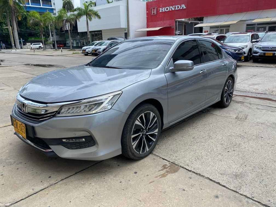 Honda Accord Ex L 4dr 6at