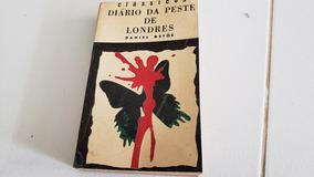 Diário Da Peste De Londres - Edição 1964