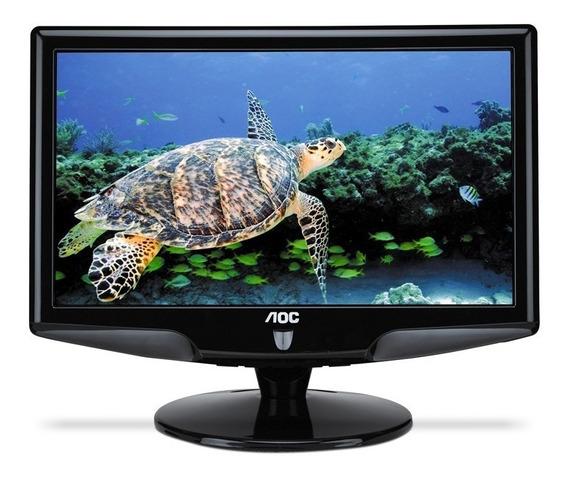 Monitor Aoc 931fwz 19 Polegadas